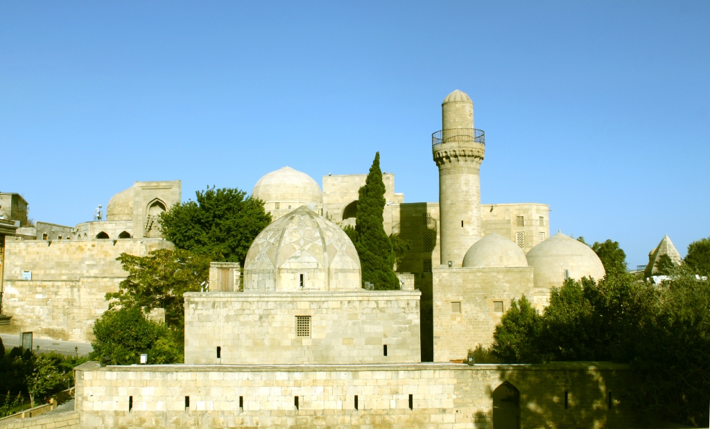 The Palace of Shirvanshahs now